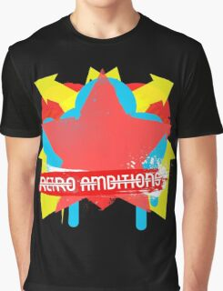 Retro Ambitions Graphic T-Shirt