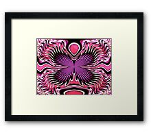 Wings of a Butterfly Framed Print