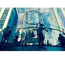In a glass world Photographic Print