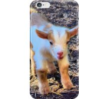 Two Day Old Butterscotch iPhone Case/Skin