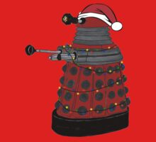 Festive Dalek. Baby Tee