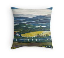 A Time to Plant Throw Pillow