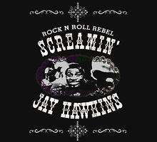 Screamin' Jay Hawkins Rock N Roll Rebel Unisex T-Shirt
