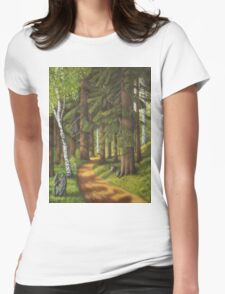 Forest road T-Shirt