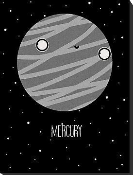 Mercury by Sarah Crosby