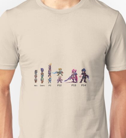 Final Evolution 2 Unisex T-Shirt