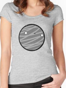 Mercury - Sticker Women's Fitted Scoop T-Shirt