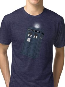 Tumblr And Relative Dimensions In (cyber)Space. Tri-blend T-Shirt