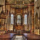 The church of St. Thégonnec by jean-jean