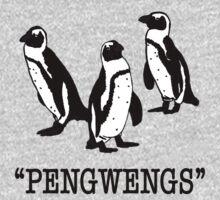 """Pengwengs"" by trumanpalmehn"