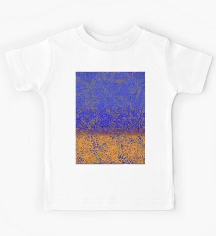 0193 Abstract Thought Kids Tee