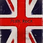 Punk Rock by shalisa