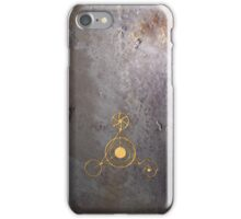 Barbury Crop Circle Design iPhone Case/Skin