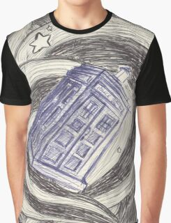 Time Travel Graphic T-Shirt