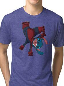 Spider Stitch Tri-blend T-Shirt