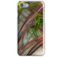 Flame Fractals iPhone Case/Skin