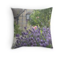 LAVENDER HEIGHTS Throw Pillow