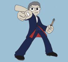 The 12th Doctor--Pilgrim-Style. by trumanpalmehn