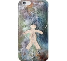 Painted Man iPhone Case/Skin