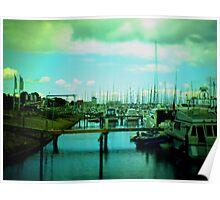 Harbour - #NeinGrenze Poster