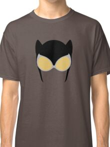 Catwoman Mask Classic T-Shirt