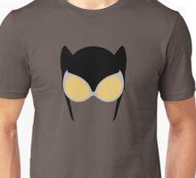Catwoman Mask Unisex T-Shirt