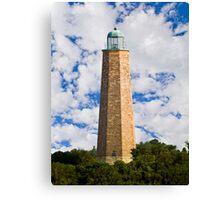 Old Cape Henry Light, Virginia Beach, Virginia Canvas Print
