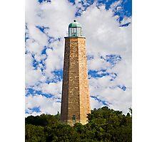 Old Cape Henry Light, Virginia Beach, Virginia Photographic Print