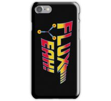 Flux Yeah! iPhone Case/Skin