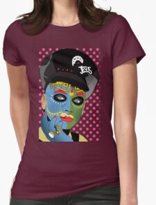 leigh bowery Womens Fitted T-Shirt
