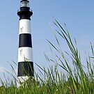 Bodie Island Lighthouse, Outer Banks, North Carolina by Kenneth Keifer