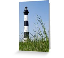 Bodie Island Lighthouse, Outer Banks, North Carolina Greeting Card