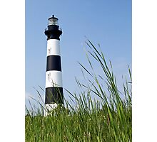 Bodie Island Lighthouse, Outer Banks, North Carolina Photographic Print
