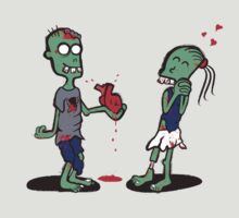 Zombie Love by KentZonestar
