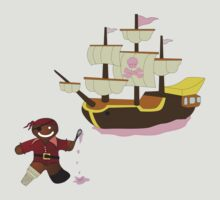 Ginger Bread Pirates! by mwinther