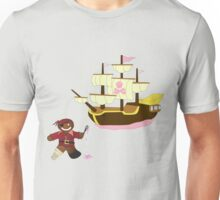 Ginger Bread Pirates! Unisex T-Shirt