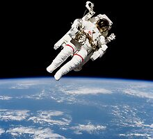 Astronaut by TexasBarFight