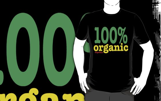 DPFM Clothing presesnts the organic tee in rasta! by Dutch1370