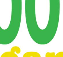DPFM Clothing presesnts the organic tee in rasta! Sticker