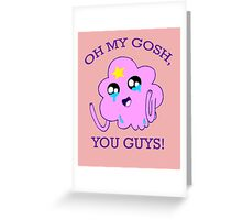 Happy LSP. Greeting Card