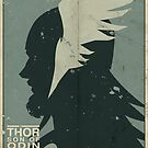 Thor by drawsgood