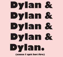Dylan's Favorite Rapper List Kids Clothes