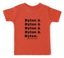 Dylan's Favorite Rapper List Kids Tee