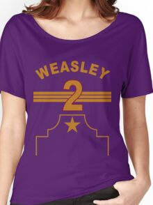 Ron Weasley - Gryffindor Quidditch Team Women's Relaxed Fit T-Shirt
