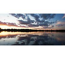 Twin Lakes- Pano Photographic Print