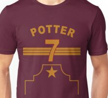 Harry Potter - Gryffindor Quidditch Team Unisex T-Shirt