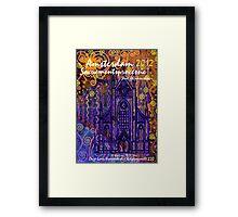 2012 AMSTERDAM SPIRITUAL Framed Print