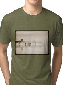 the long walk home Tri-blend T-Shirt