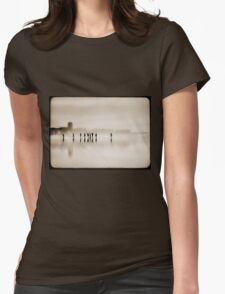 the long walk home Womens Fitted T-Shirt