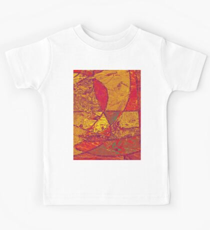 0119 Abstract Thought Kids Tee
